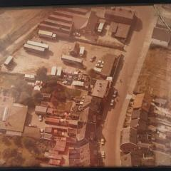 Old photo from the sky on Benny Looze